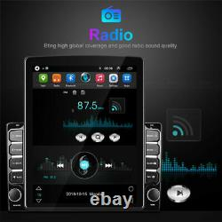 1+16GB Android 9.1 4-Core 9.7In Car Stereo FM MP5 Player Bluetooth GPS Sat NAV