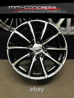16 ZOLL DBV Tropez Alufelgen 6,5x16 ET50 5x112 Audi A3 Seat Skoda Golf 5 6 7