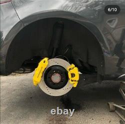 2wd Rear Porsche Brake Upgrade Audi A3 8p Vw Golf Mk5 Seat Leon 1p Skoda Vrs