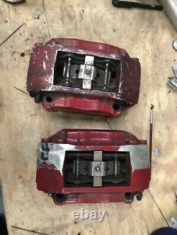 Brembo GT Junior Calipers VW Skoda Audi Seat Fiat 4 piston Ibiza cupra R