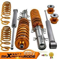 Coilovers for VW Volkswagen Golf MK4 1J Adjustable Suspension Shock Absorber Kit