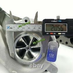 F21T Turbo+Manifold+Intake Hose for Audi A3 TT 1.8T AUM AUQ ARY AGU AJQ APP