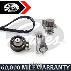 For Audi Tt 1.8 (1998-2006) Gates Timing Cam Belt Water Pump Kit Tensioner