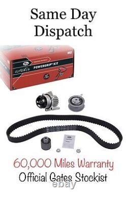 GATES Timing Cam Belt Kit & Pump 1.9 2.0 Tdi Diesel VW Seat Skoda Audi A3 A4 A6