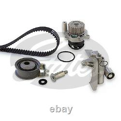 Gates Timing Belt + Water Pump Kit Fits Audi VW Seat Skoda KP25491XS