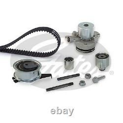 Gates Timing Belt + Water Pump Kit Fits VW Audi Skoda Seat KP15678XS