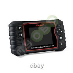 ICarsoft V2.0 für VAG VW Audi Seat Skoda Diagnose ABS Airbag Bremse Service
