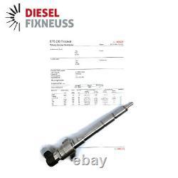 Injektor Einspritzdüse 03l130277b Audi Seat Skoda Vw 1.6 Tdi Caya Cayb Siemens
