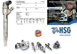 Injektor Siemens 03L130277B Einspritzdüse Audi Seat Skoda VW 1.6 TDI CAYA CAYB