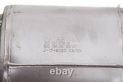 ORIGINAL Dieselpartikelfilter DPF Audi VW Seat Skoda 2,0 TDI 125 KW 170 PS