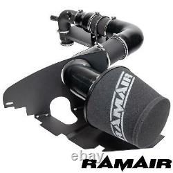 RAMAIR 2.0 TFSI Over Size Intake Stage 2 Induction Air Filter Kit for Audi S3