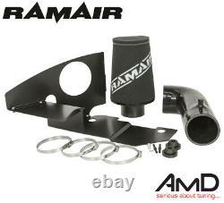 RAMAIR Audi A3 2.0 TDI 8P Induction kit & Heat Shield Air Filter Kit Intake