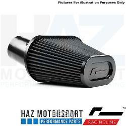 Racingline R600 Intake Induction Kit Cotton Air Filter Golf Mk7 Mk7.5 R/GTI S3