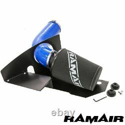 Ramair Cone Air Filter Induction Intake Kit in Blue for 2.0 TSI EA888 GTI MK6 FR