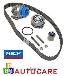 SKF Timing Belt Kit Water Pump For VW Golf, Passat 1.9TDI 2.0TDI Cambelt Set
