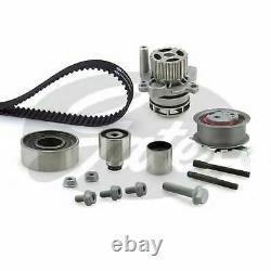Timing Belt & Water Pump Kit KP25649XS-1 Gates Set 5649XS 788313251 Quality New