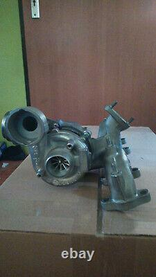 Turbo Hybrid GT1756v for 1.9 TDI and 2.0 TDI for 240+ HP