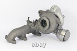 Turbocharger for 1.9 TDI AUDI, VOLKSWAGEN, SEAT, SKODA 105 BHP, 77 kW