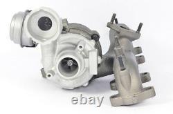 Turbocharger for 1.9 TDI Audi A3, VW Passat, Golf, Touran, Caddy, Skoda