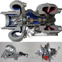Turbolader Reparatur / Instandsetzung für alle Marken + 12 Monate Garantie