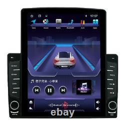 10.1dans 1din Android 8.1 Quad-core Wifi Bt Car Stereo Radio Player Gps Navigation