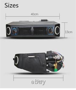 12v Kit A/c Durable Kit Universel Sous Évaporateur Dash Kit Climatiseur 3 Vitesse