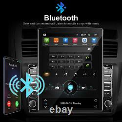 9.7 2din Android 9.0 Voiture Radio Stereo Mp5 Lecteur Bluetooth Wifi Gps Navigation