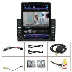 9.7in 2din Android 9.1 Voiture Stereo Radio Mp5 Lecteur Sat Nav Gps Bluetooth Wifi Fm