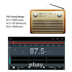 9in Single Din Android 8.1 Voiture Stereo Unité De Tête Radio Sat Nav Wifi Lecteur Fm Usb