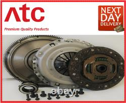 Audi A4 Clutch Kit & Flywheel Solid Mass 1.8 T 1.9 & 2.0 1994 To 2008 B5 B6 B7