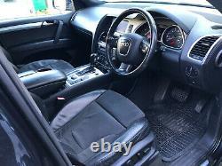 Audi Q7 S Line Quattro 7 Sièges 3.0 Tdi 100k 2007 Automatique