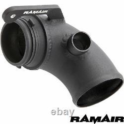 Blue Ramair Air Filter Stage 2 Turbo Intake Elbow Kit Pour Vw Golf Mk7 Sti Gti R