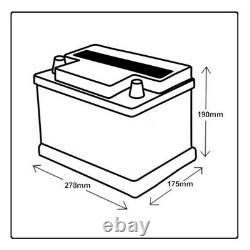 Bosch S5a08 Voiture Batterie 12v Agm Démarrer Stop 5 Yr Garantie Type 096