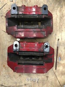 Brembo Gt Calipers Junior Vw Skoda Audi Siège Fiat 4 Piston Ibiza Cupra R
