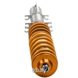 Coilover Suspension Ressort Abaissement Pour Vw Golf Mk4 1j 1.4, 1.6, 1.8 1998-2005