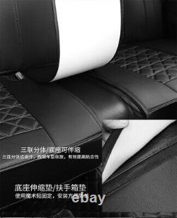 Coussins Coussins D'oreillers De Housse De Siège De Voiture Pu Edition Deluxe Pour Les Accessoires D'intérieur
