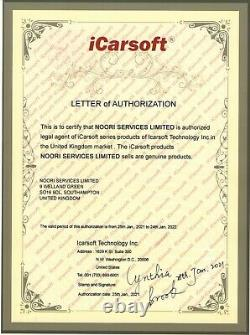 Dernier Icarsoft Vaws V2.0 Pour Audi Vw Seat Skoda Outil De Diagnostic Professionnel