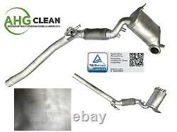 Dieselpartikelfilter Dpf Vw Passat 2.0 Tdi Bmr Bmw 125 Kw 170 Ps