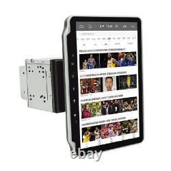 Double Din Android 9.1 Chef D'unité Voiture Radio Stereo Gps Navi Lecteur Mp5 Wifi 2.5d