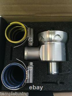 Forge Motorsport Vag 1.8t Turbo Recirculation Dump Diverter Valve Fmdv008 Argent