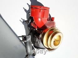 Genue Garrett Hybrid Turbocharger Audi Seat Skoda Vw 2.0 Tdi Bkd Azv Pd140-170