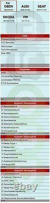 Icarsoft V2.0 Für Vag Vw Audi Siège Skoda Diagnose Abs Airbag Bremse Service