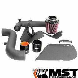 Kit D'induction De Filtre À Air Par Mst Performance Pour Golf Mk5 Gti Mk6 R Tfsi