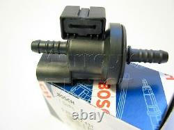 Oem Bosch N80 Valve De Purge Pour Respirateur De Carburant Vw Mk5 Mk6 Golf Gti Audi A4 A3 2.0tfsi