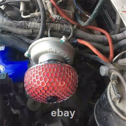 Prise De Filtre À Air Turbocompresseur Turbocompresseur Électrique Pour Vélo De Voiture 12v