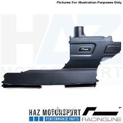 Racingline Vwr R600 Induction Intake Kit/turbo Muffler/tuyau D'admission/coude Mqb