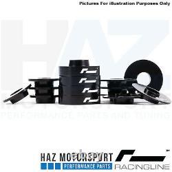 Racingline Vwr Sous-cadre Collar Kit D'alignement Vw Golf Mk7 Mk7.5 R Gti Audi S3 8v