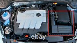 Ramair Audi A3 2.0 Kit D'induction Tdi 8p Et Kit De Filtre À Air De Protection Thermique