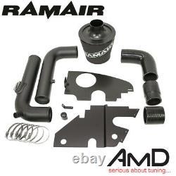 Ramair Audi S3 8p Kit D'induction & Bouclier Thermique Ea113 2.0 Filtre D'admission D'air Tfsi