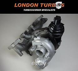 Siège Audi Skoda Vw 2.0tdi 170hp-125kw Gt1749vc 757042 Turbocompresseur + Joints